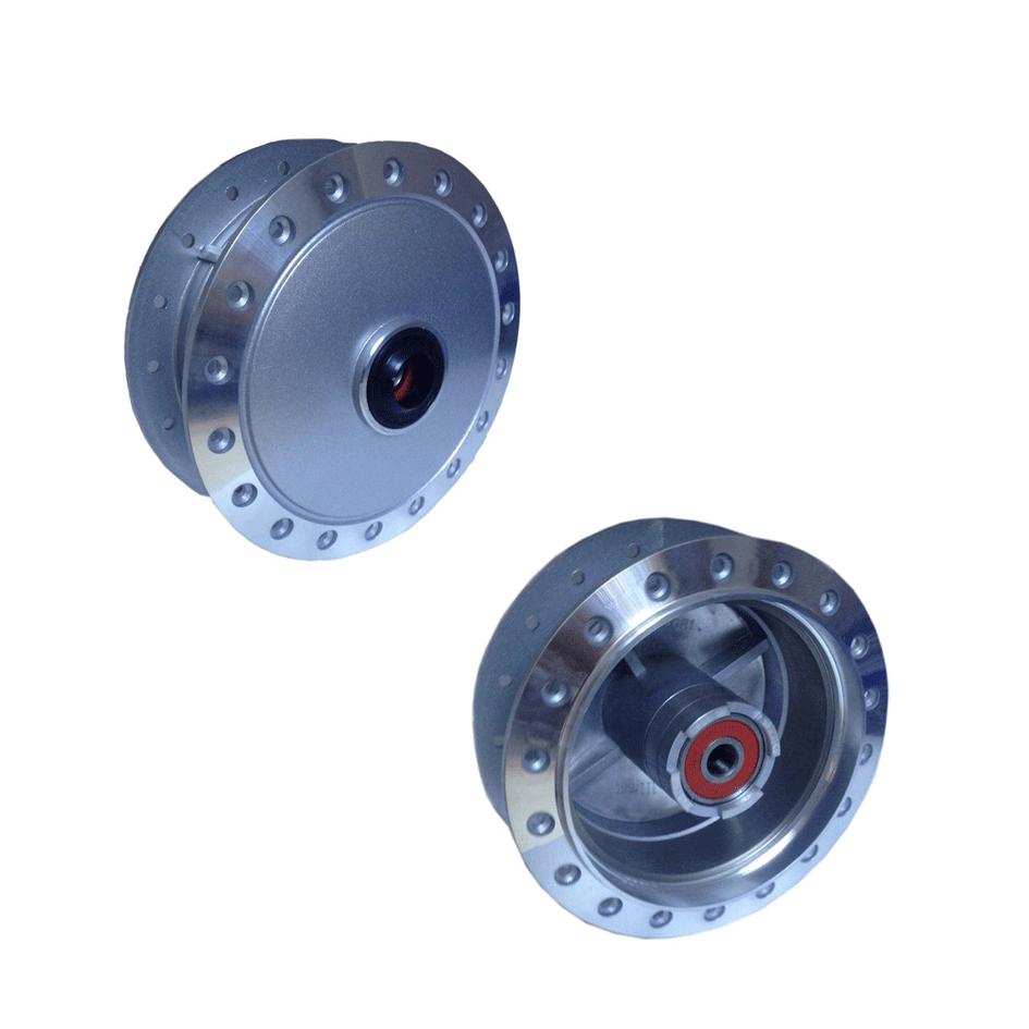 توپی جلو با بلبرینگ فولادی tgr1